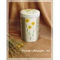 "Pot voor granen ""Sunflowers"""