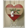 "Kerstdecoratie ""Christmas Angel"""