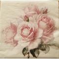 "Servet ""Romantic roses"""